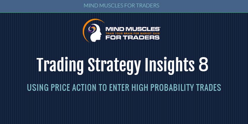 Using price action o enter high probability trades